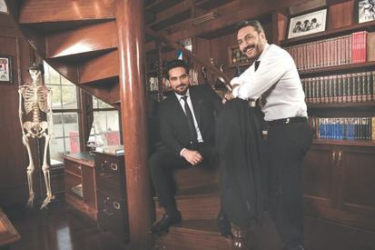 Humayun Saeed and Adnan Siddiqui: Pakistan's new young Turks