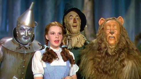 The Wizard of Oz is returning to the big screen