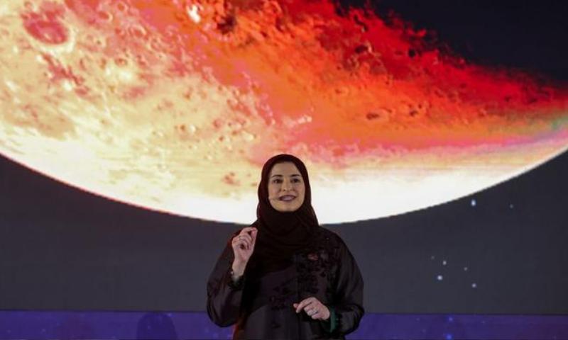Sarah Al Amiri — the 33-year-old scientist who led UAE's Hope orbiter mission to Mars