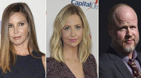 Buffy actors come forward with allegations against film, TV maker Joss Whedon
