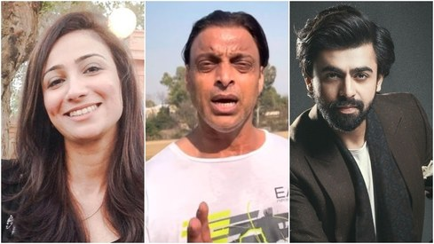 Anoushey Ashraf, Farhan Saeed call out Shoaib Akhtar for hating on the new PSL anthem