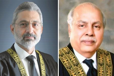 Justice Isa should not hear matters involving PM Imran, says CJP