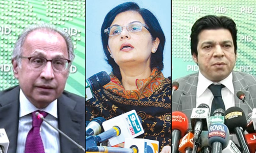 Hafeez Shaikh, Sania Nishtar among PTI nominees for Senate elections