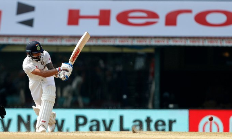 Ashwin hits century as India set England 482-run target to win second Test