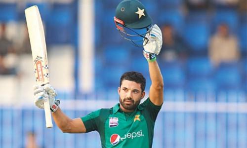 Rizwan replaces Shan Masood as Multan Sultans captain