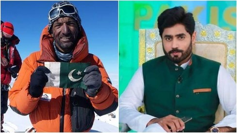 Abrar Ul Haq to build school in Ali Sadpara's village to honour missing mountaineer