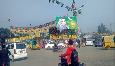 Winds of change blowing in PML-N stronghold