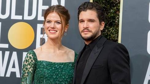Game of Thrones stars Kit Harington, Rose Leslie welcome baby boy