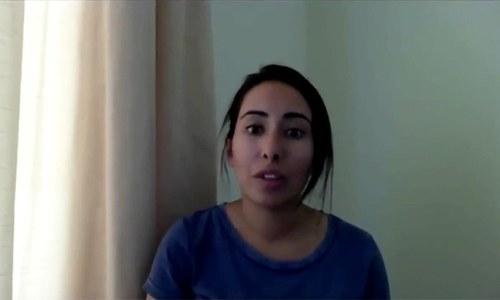 Britain says UAE should show that Dubai's Sheikha Latifa is alive