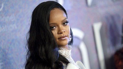 Rihanna called out after posting topless photo wearing pendant of Hindu deity