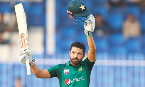 Flower expects Rizwan to lead Multan Sultans from front