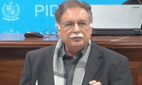 ECP rejects Senate nomination papers of PML-N's Pervaiz Rasheed