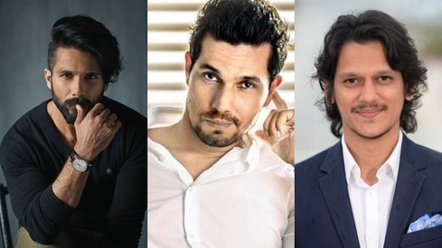 Shahid Kapoor, Randeep Hooda, Vijay Varma 'pawri' it up on Instagram