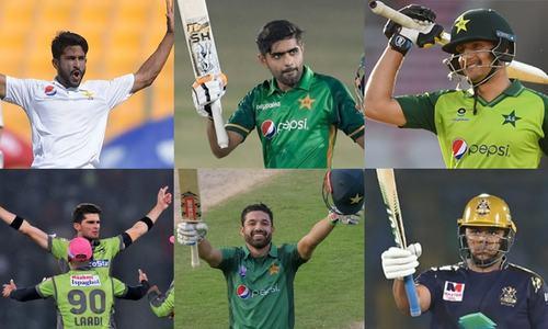 پاکستان سپر لیگ: 6 پاکستانی کھلاڑی توجہ کا محور