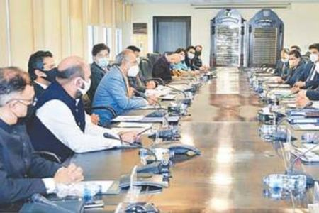6 sub-groups formed in first meeting of 10th NFC