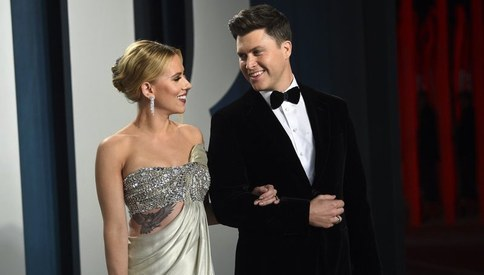 Scarlett Johansson's husband Colin Jost opens up about reasons behind marriage reveal