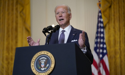 Transatlantic alliance is 'back', declares Biden