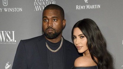 Reality star Kim Kardashian files for divorce from rapper Kanye West