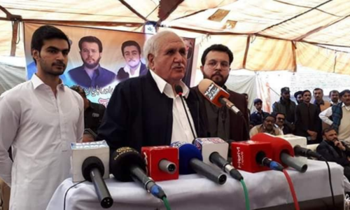 Khattak's brother expelled from cabinet after PTI's Nowshera by-poll defeat