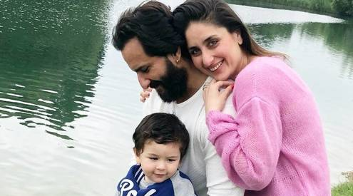 Kareena Kapoor and Saif Ali Khan welcome second baby