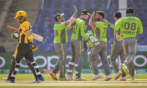 Lahore Qalandars open PSL 6 campaign with 4-wicket win over Peshawar Zalmi