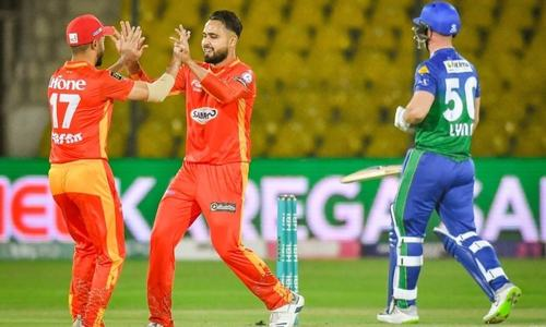 Lewis Gregory stars as Islamabad United beat Multan Sultans by 3 wickets in PSL clash