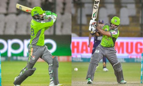 پی ایس ایل2021: لاہور قلندرز نے کوئٹہ گلیڈی ایٹرز کو 9 وکٹوں سے شکست دے دی