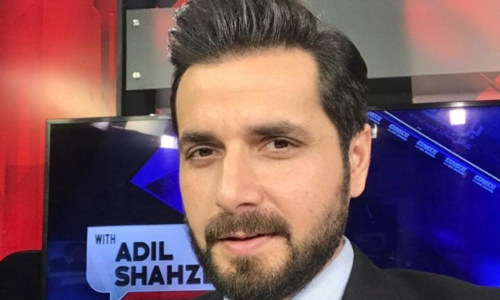 Former BBC presenter Adil Shahzeb joins Dawn News