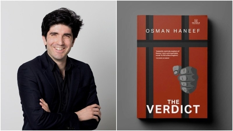 Author Osman Haneef on tackling blasphemy in his debut novel and being an 'outsider-insider'