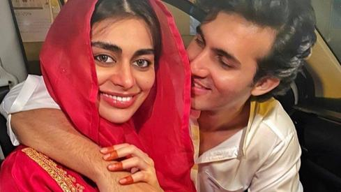 Shahroz Sabzwari spills the beans on how he met Sadaf Kanwal
