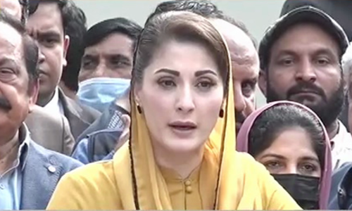 Maryam Nawaz accuses 'agencies' of being involved in alleged rigging in Daska by-poll
