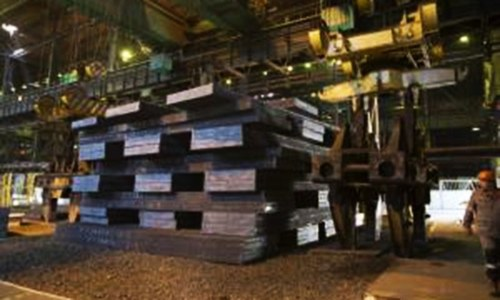Steel bar prices fall