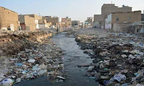 Permanent removal of all encroachments from storm-water drains planned