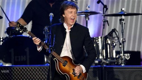 Paul McCartney memoir to be released on November 2