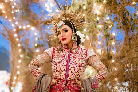 Meet Pakistani Instagram's most interesting bride