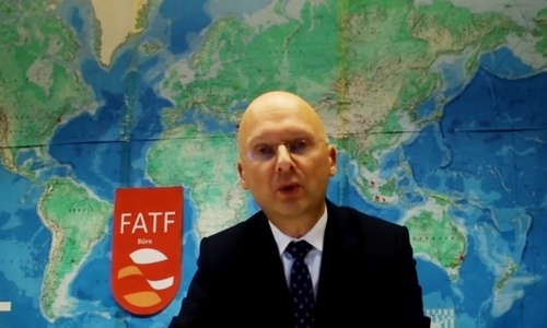 FATF keeps Pakistan on grey list until June despite 'significant progress'