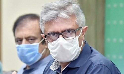 حکومت نے عالمی وبا کو صحت کی سہولیات بہتر کرنے کا موقع سمجھا، ڈاکٹر فیصل سلطان
