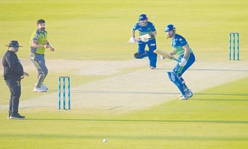 Dashing Rizwan leads Sultans to stunning win over Qalandars