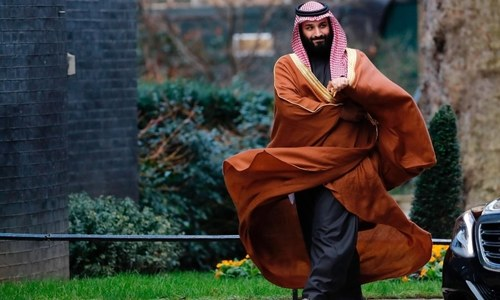 'No smoking gun,' 'We are all Mohammed bin Salman,' say Saudi crown prince supporters