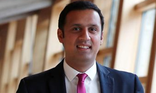 Scottish Labour party elects Anas Sarwar as new leader