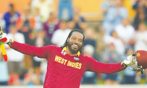 Gayle returns to WI Twenty20 squad after two years