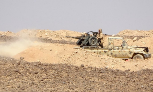 Clashes in Yemen's Marib kill 50 fighters