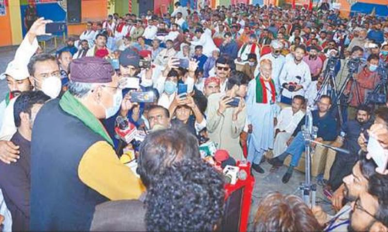 اپریل میں سندھ کیلئے بڑے ترقیاتی پیکج کا اعلان کیا جائے گا، اسد عمر