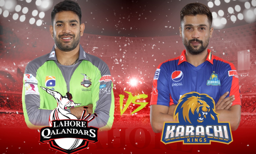 پی ایس ایل2021: برتری کی دوڑ میں کراچی کا لاہور سے مقابلہ ہوگا