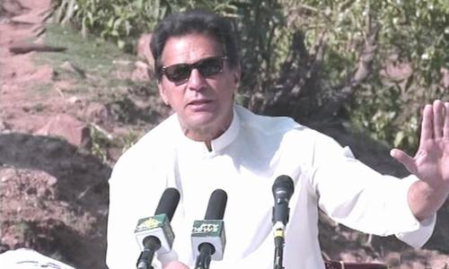 'No nation can progress until it examines its past,' says PM Imran at inauguration of Al-Beruni heritage trail