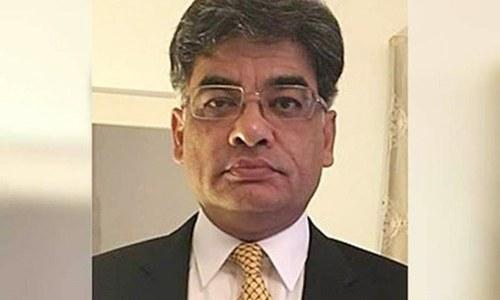 اٹارنی جنرل خالد جاوید خان کورونا وائرس سے متاثر