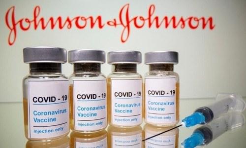 امریکا میں جانسن اینڈ جانسن کی کووڈ ویکسین کے استعمال کی منظوری