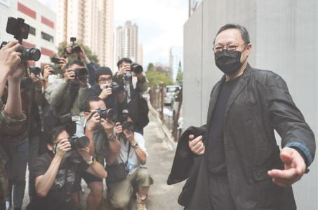 Dozens of Hong Kong dissidents charged with subversion