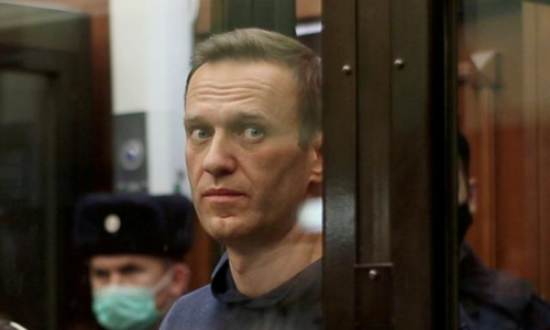 Kremlin critic transferred to penal colony outside Moscow