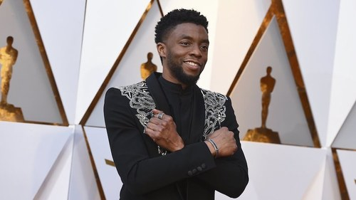 Black Panther's Chadwick Boseman wins posthumous best actor at Golden Globes